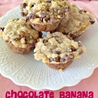 ... Banana Streusel Muffins | Recipes-Muffins and Doughnuts | P