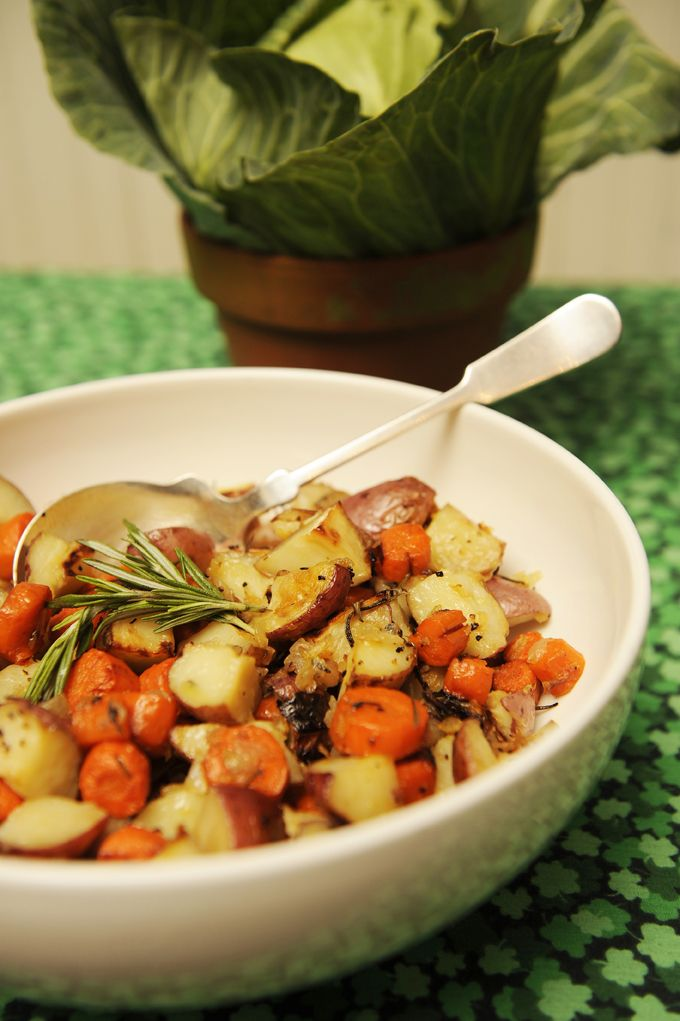 how to cook irish potatoes in oven