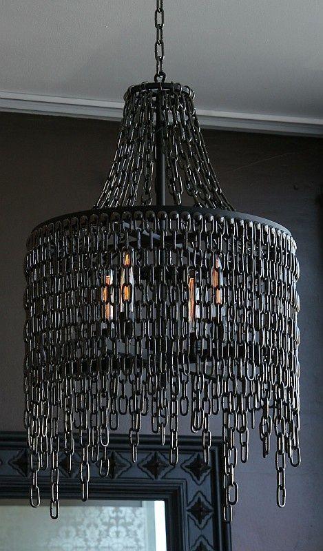 chain chandelier Home