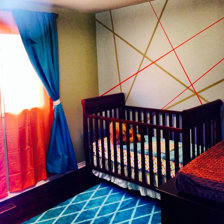 Finally done #nursery #babyroom | Baby room ideas | Pinterest