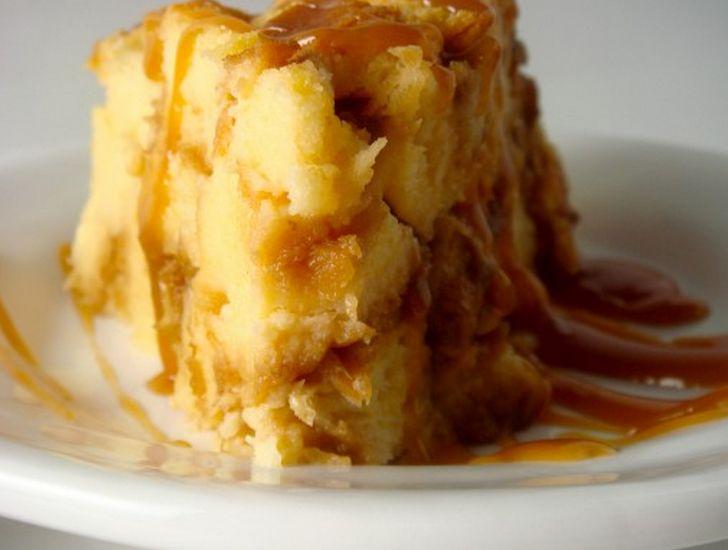 Crusty Banana Bread Pudding Recipe | Yummyness | Pinterest