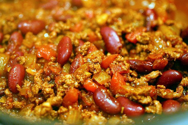 Red bean chili from smittenkitchen | Yum | Pinterest