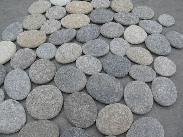 2 to 2 1 2 smooth flat round beach rocks wishing for Where to buy flat rocks for crafts