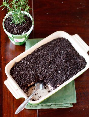 Fun recipes -- mud pie,,, getting dirty never tasted so good :p yuMM