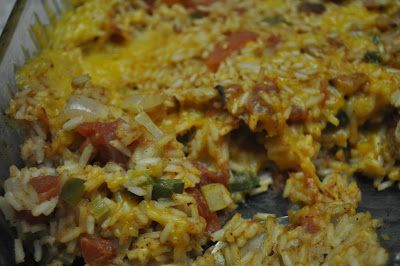 Beth's Favorite Recipes: Spanish Rice II | lonestar foodie | Pinterest