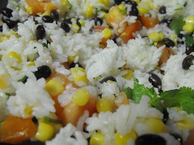 ... with cilantro lime rice fiesta bean soup cilantro lime fiesta rice