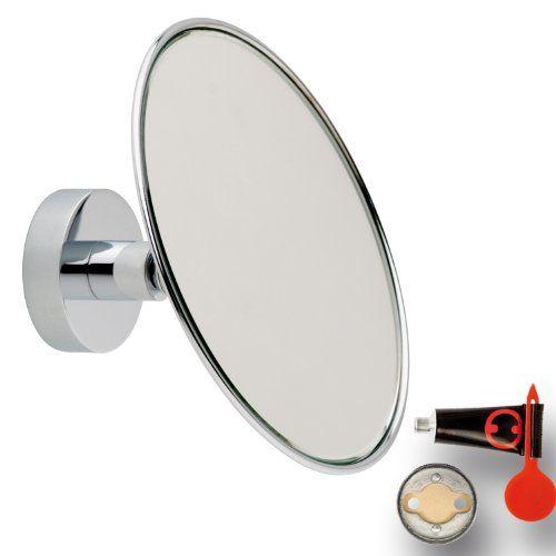 Accesorios De Baño Sin Tornillos: para-fijar-a-la-pared-3-aumentos-sistema-de-fijacion-sin-tornillos