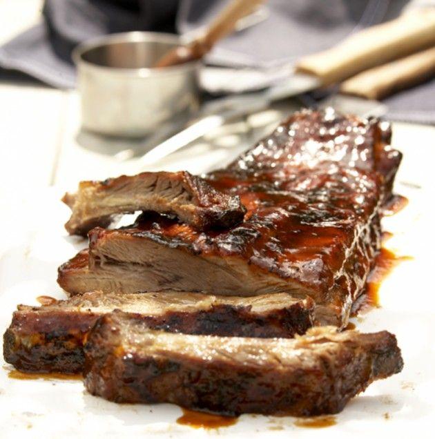 Easy Memphis-style Barbecued Pork Spareribs | Recipe