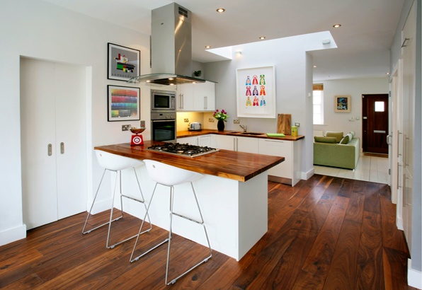 Modern Cottage Kitchen Kitchens Pinterest