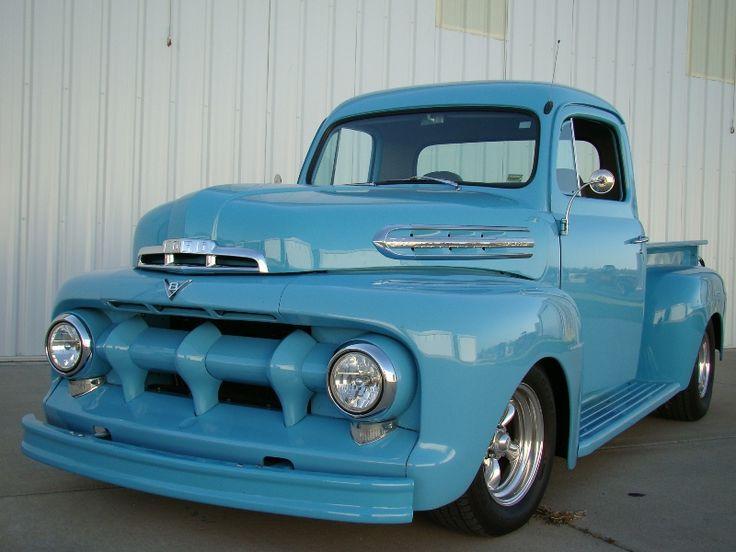 1951 ford f100 truck 1951 ford truck pinterest. Black Bedroom Furniture Sets. Home Design Ideas