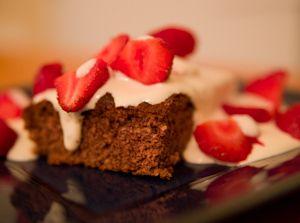Sweet Potato Hazelnut Paleo Cake...yes please! I'd probably try it ...