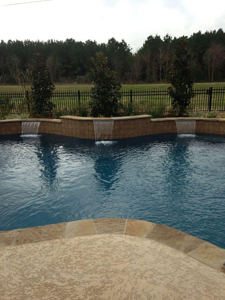 Pin By Mitchell Custom Pools On Pools By Mitchell Custom Pools Pint