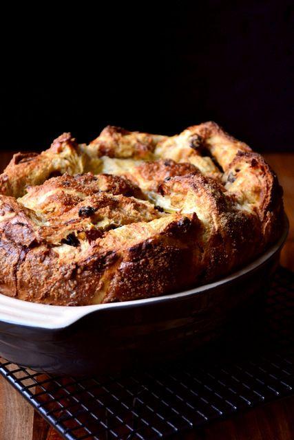 Hot Chocolate Bread Pudding Recipes — Dishmaps