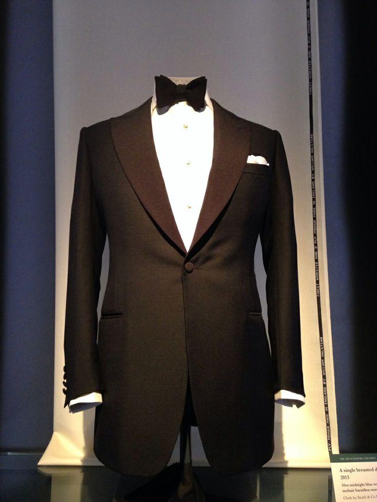 Henry Poole Bespoke Tuxedo Cool Suits Pinterest