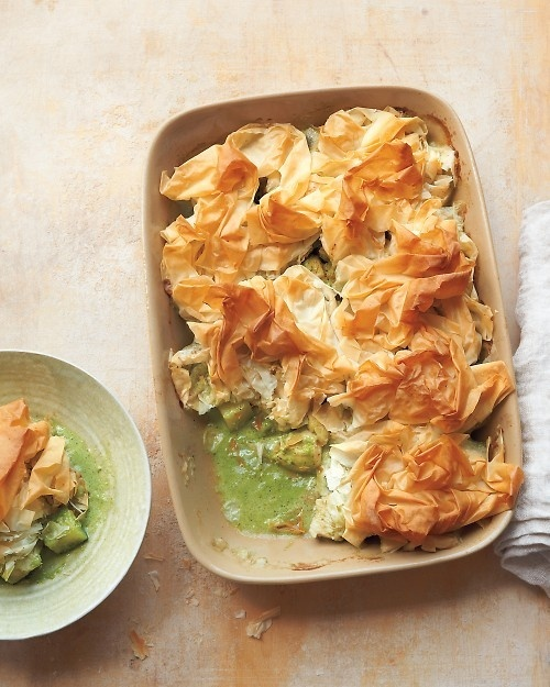 green curry chicken pot pie (!) - | YUM | Pinterest