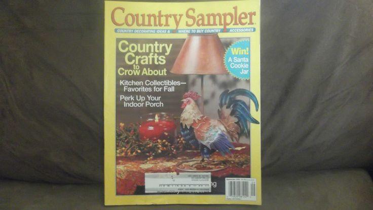 Australian Country Crafts Decorating Magazine