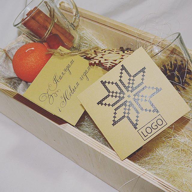 Новогодние подарки для вип клиентов 10