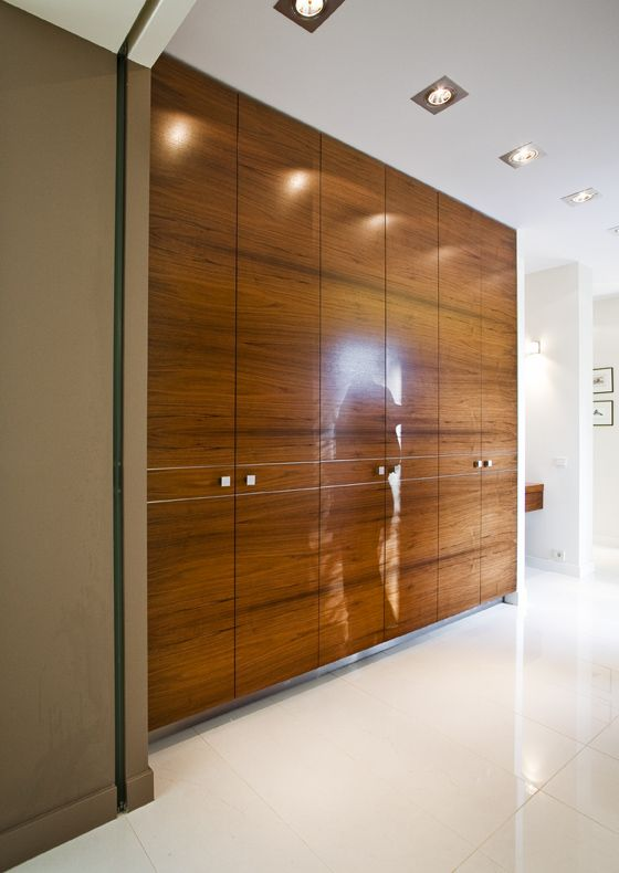 Pin by EBANO kuchnie i wnętrza on Wnętrza  Interior   -> Kuchnia Orzech Polysk