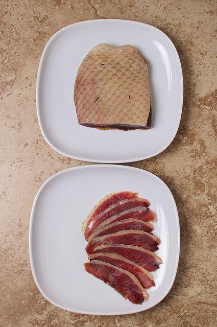 Homemade Duck Prosciutto | Entrees: Meat Recipes | Pinterest