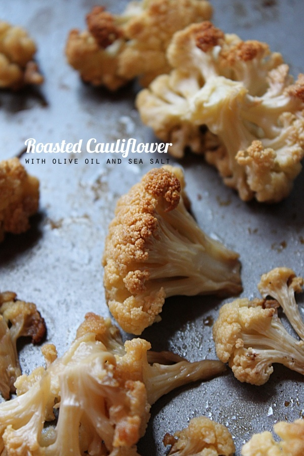 Roasted Cauliflower | Recipes-Cooking | Pinterest