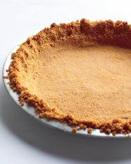 Press-In Shortbread Pie Crust | Recipe