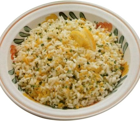 Lemon Risotto | I Love Lemons | Pinterest