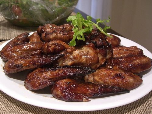 Recipe: Cola Wings | Football/Green Bay Packers!!! | Pinterest