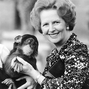 margaret thatcher young