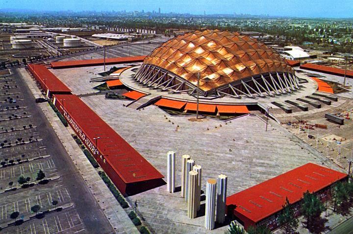 Palacio de los deportes 1970s mexico pinterest for Palacio de los azulejos mexico