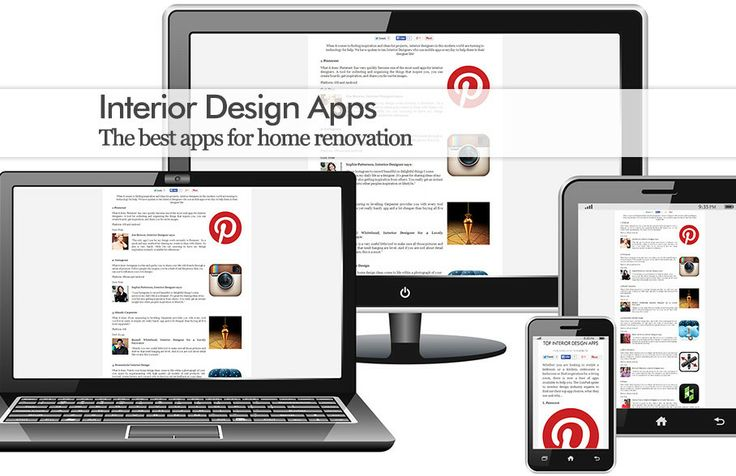 Top interior design apps Interior design apps