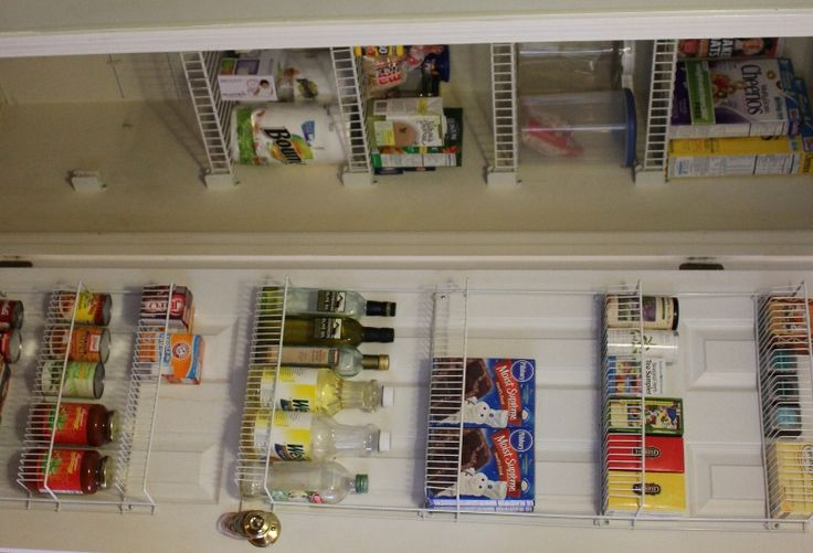 how to organize a small pantry moving pinterest