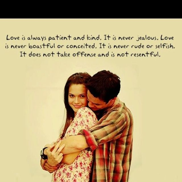 Walk to remember quotes love is patient