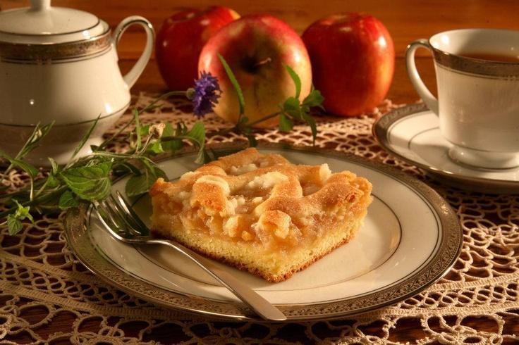 Polish Apple Pie (Szarlotka) | Polish Culture & Food | Pinterest