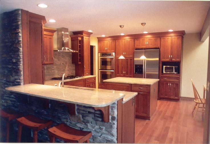 kitchen remodel design construction pinterest