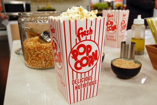 Home made microwave popcorn | denise | Pinterest