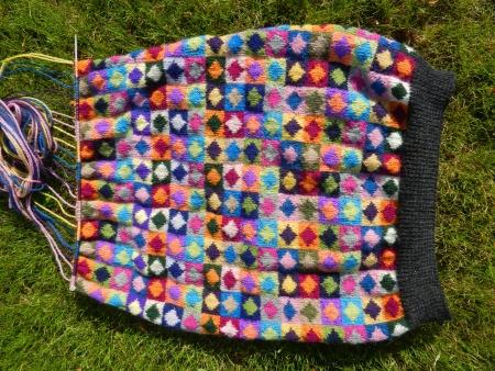 Free Knitting Pattern For Shrug