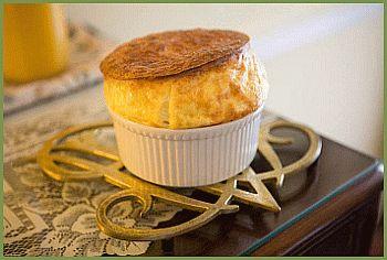 three cheese souffle recipe food to love broccoli souffle with three ...