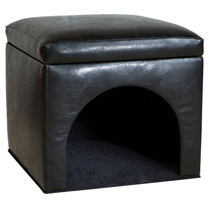 Ottoman/pet bed. | Cool Products | Pinterest