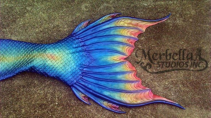 Gallery For gt Blue Mermaid Tails