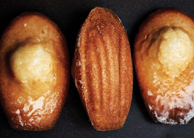 Glazed Madeleines - Bon Appétit - old fashioned, but a wonderful ...