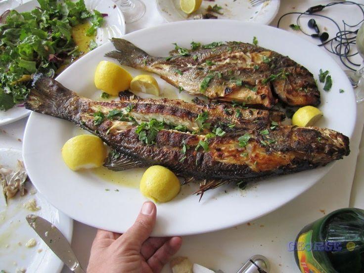Fish greek cuisine food greek treats pinterest for About greek cuisine