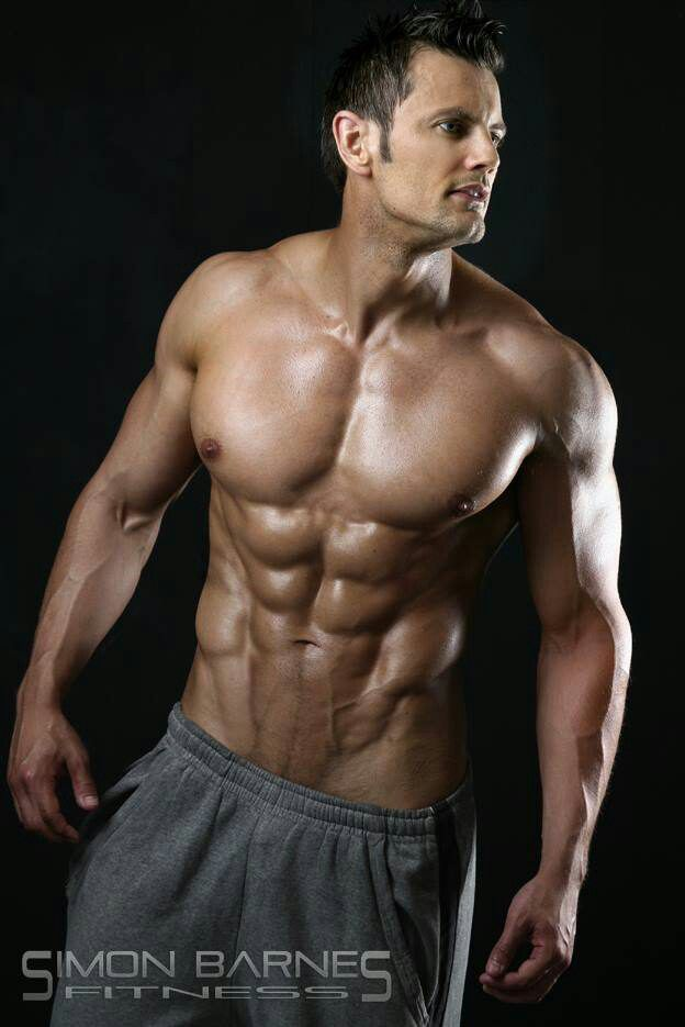 Male Fitness Model Workout Arms male body musculoso