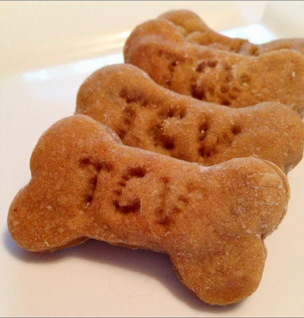 Homemade (Allergy Free) Dog Treats