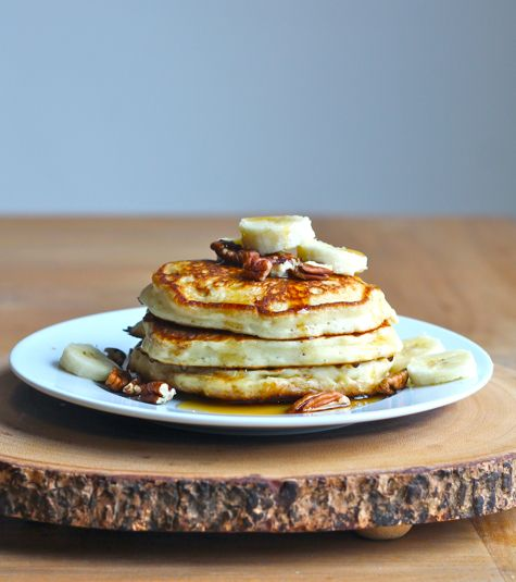 Easy Banana Pancakes | Recipes & Food | Pinterest
