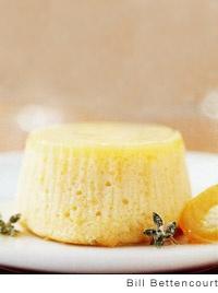 Lemon Steamed Pudding | Recipe