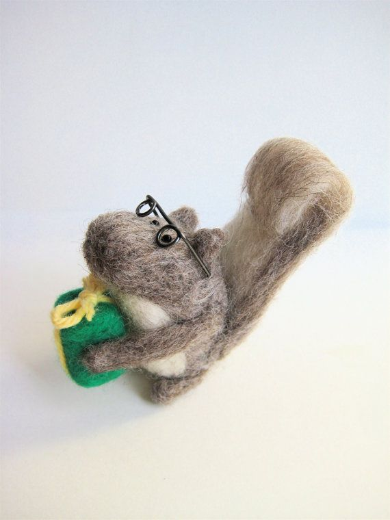 Squirrels with glasses - photo#4