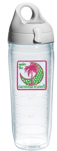I LOVE Tervis Tumblers...check out the Tervis water bottle I bought at Under the Carolina moon!