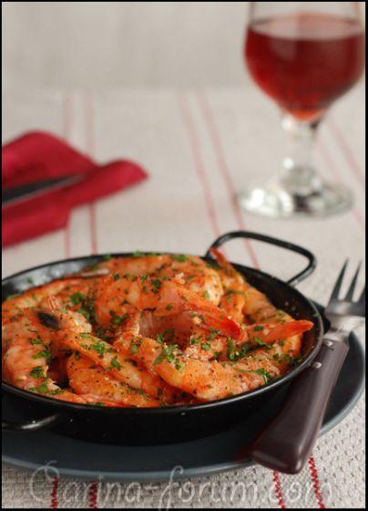 Shrimps «Pil-pil» – Gambas al Pil-pil | SHRIMP/ PRAWNS ...
