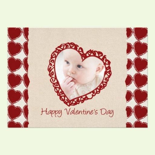 valentine day photo cards