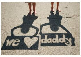Great photo idea! I think I may TRY to make different cut-outs for grandparents gifts.